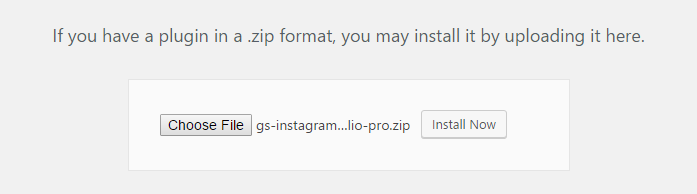 Add GS Instagram Portfolio
